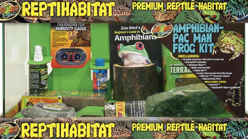 Frog Terrarium Starter Kits Frog Pets