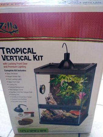 Zilla Tropical Vertical Kit