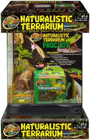 Zoo Med Naturalistic Terrarium Frog Kit