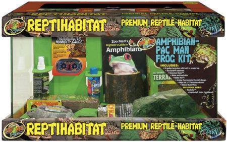 Zoo Med ReptiHabitat Amphibian Kit