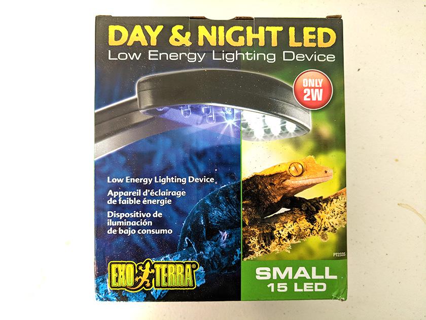 Exo Terra Day & Night LED