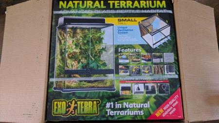 Exo Terra Terrarium Package