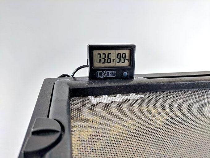 Exo Terra Combo Meter