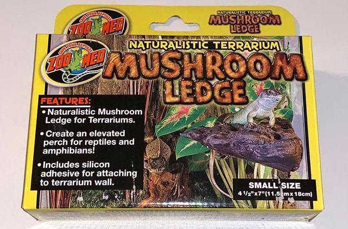 Zoo Med Mushroom Ledge